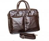 """Мужская сумка Luxury 16"""""""