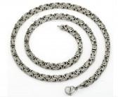 Steel rage mini Silver(5мм) 60 см