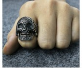 Печатка Design Skull