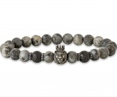 Lion Jasper Lava Grey
