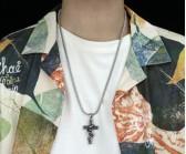 Змея и крест