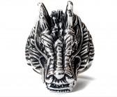 Печатка Dragon Face