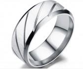 Светоотражающее кольцо Festival Silver