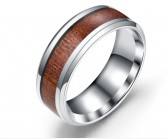 Wooden Silver