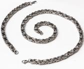 Набор Steel rage mini Silver 8 мм