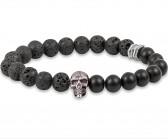 Skull Lava Shungit