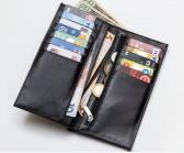 Длинный кошелёк Torrini чёрный